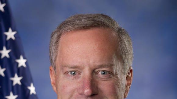 U.S. Rep. Mark Meadows