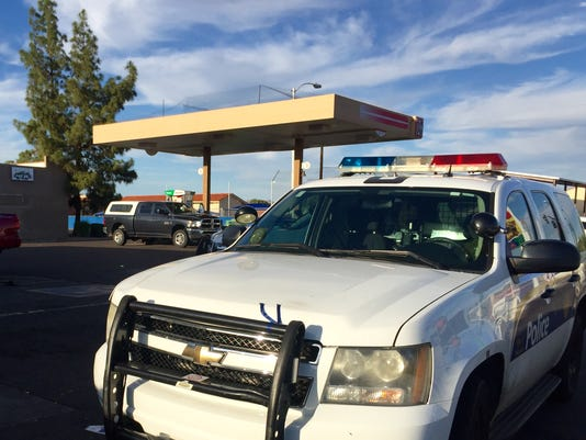Circle K clerk shot in attempted robbery