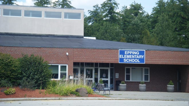 Epping Elementary School moved the third-grade to remote-learning last week after two staff members and three students tested positive for COVID-19.