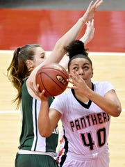 Central York's Teirra Preston. YORK DISPATCH FILE PHOTO