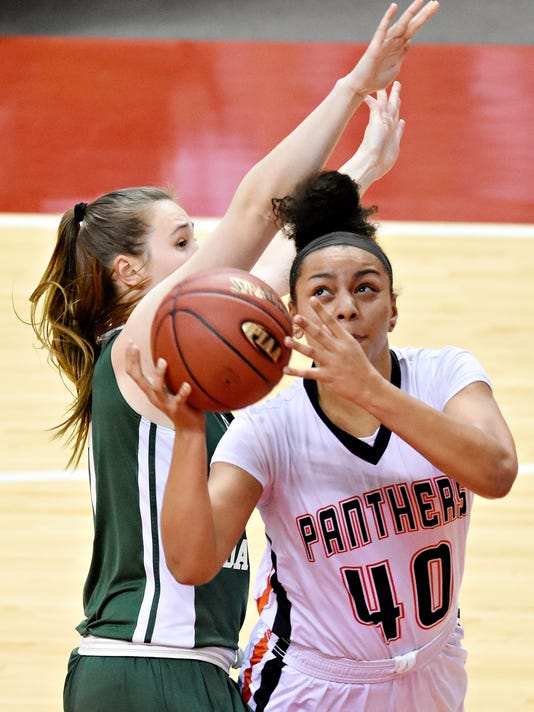 Central York vs Central Dauphin D-3, Class 6-A hoops championship