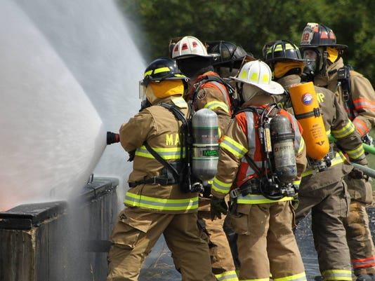 1_firefighter training