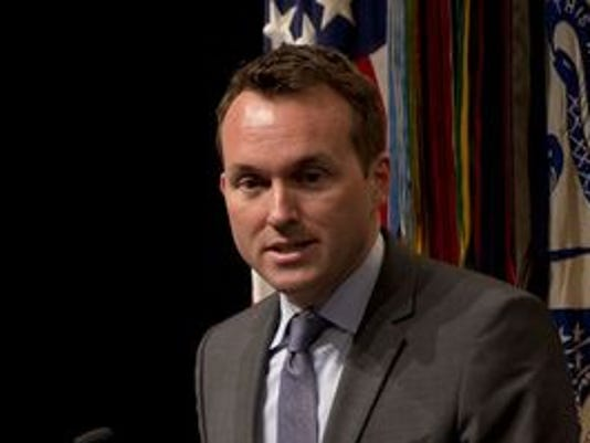 Obama to nominate first openly gay Army head