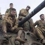 "Brad Pitt stars in ""Fury"""
