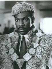 "Eddie Murphy in ""Coming to America."""