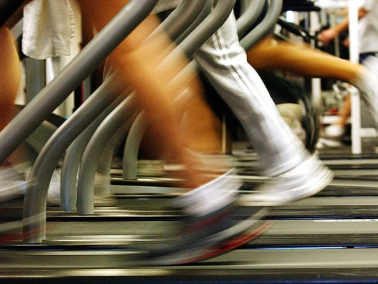 Exercise provides respite from holiday stress