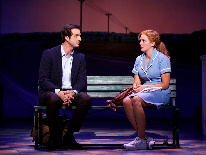 """Waitress"" runs Oct. 2-7, 2018, as part of ASU Gammage's"
