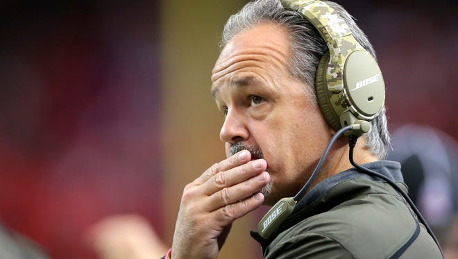 Since he took over in 2012, the Colts have lost five games by 29 points or more under Chuck Pagano.
