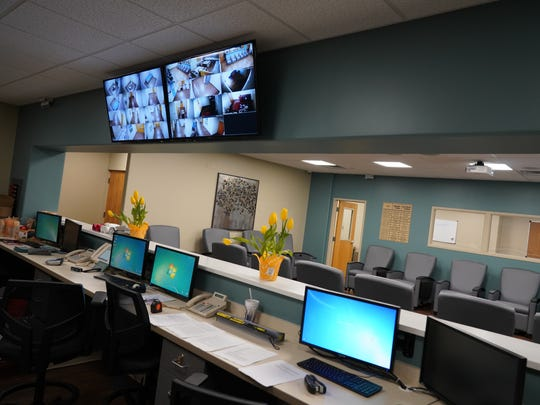 During their stay, patients will have access to primary-care