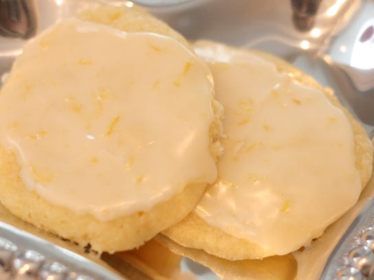 Lemon Ricotta Cookies are easy to make.