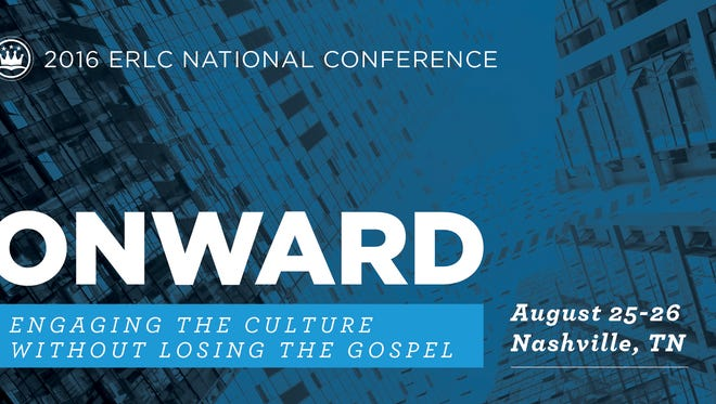 The Southern Baptist Convention's Ethics & Religious Liberty Commission is holding its national conference this week in Nashville.