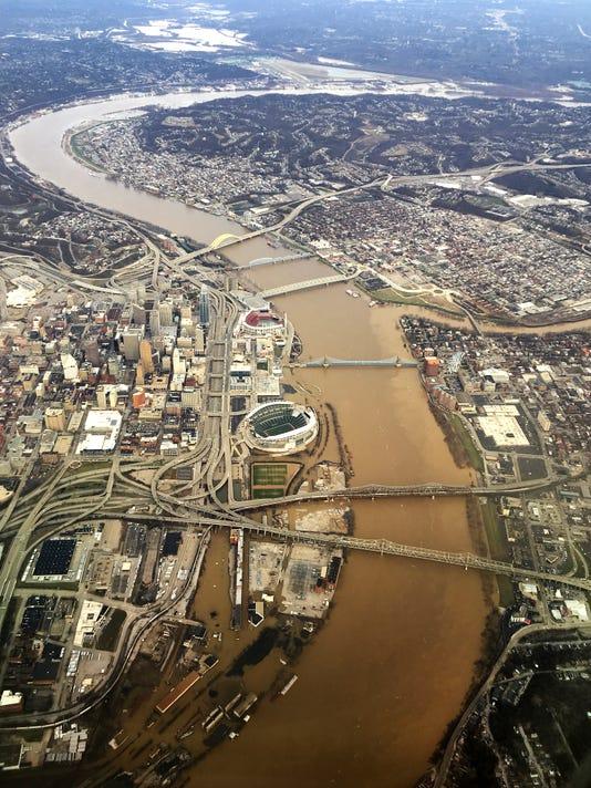 Cincinnati Flood