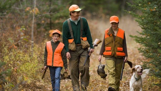 Hunting contributes around $6 billion to Michigan's economy annually.