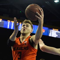 Oregon State's Tres Tinkle producing for Beavers after injury-riddled start to career