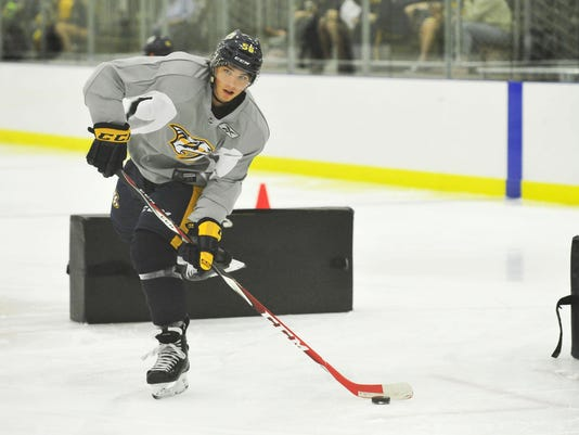 Predators Development Camp