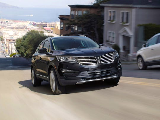 The Lincoln MKC compact SUV is Michigan's #1 Googled