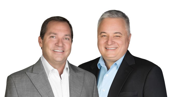 Mark Miller and David Moulton are back on local radio with WFSX Fox Sports Radio beginning Tuesday, Sept. 5, 2017 weekdays from 6-9 a.m.