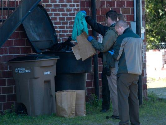 Jackson Street Death Investigation
