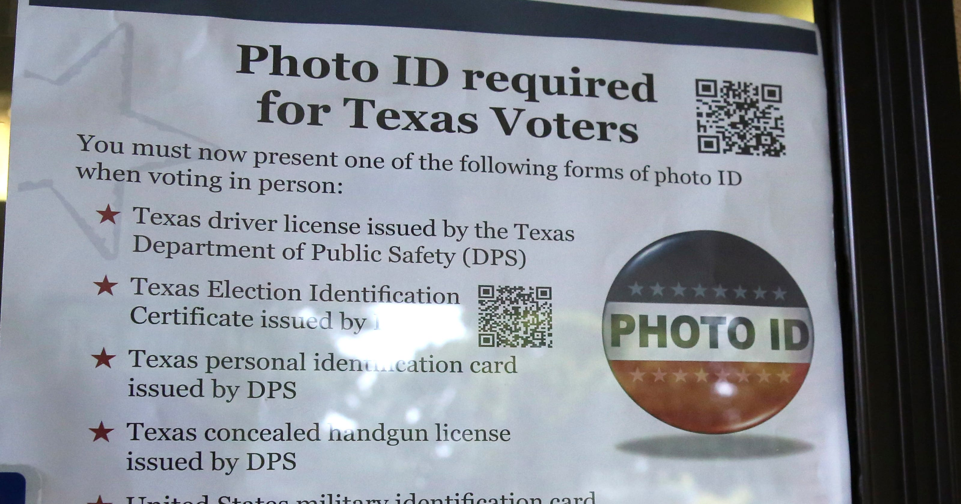 Supreme Id Law Rules Court Voter Can Texas Enforce