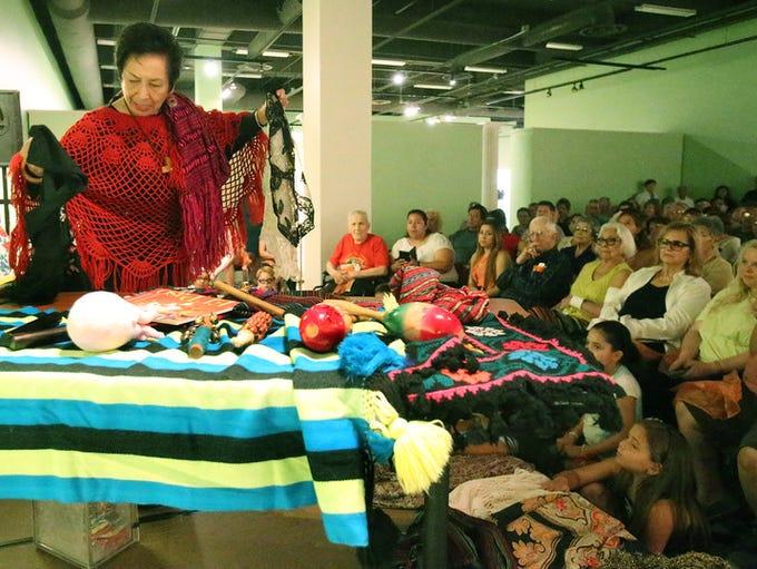 Longtime educator and community icon Rosa Guerrero