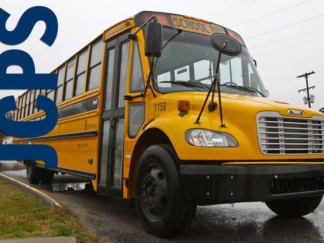 A new JCPS hybrid school bus. Dec. 05, 2011