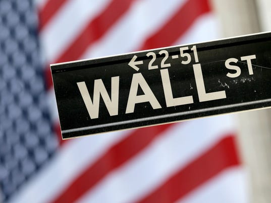 AP FINANCIAL MARKETS WALL STREET F USA NY
