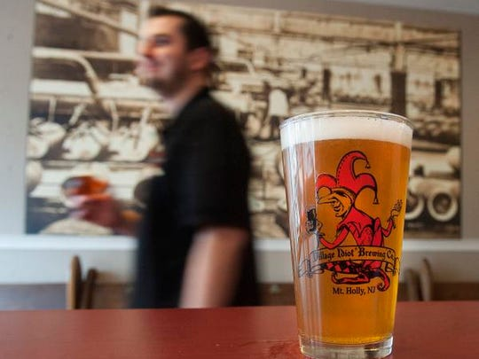 Village Idiot Brewing Company in Mount Holly will be part of the Mount Holly Food Tour.
