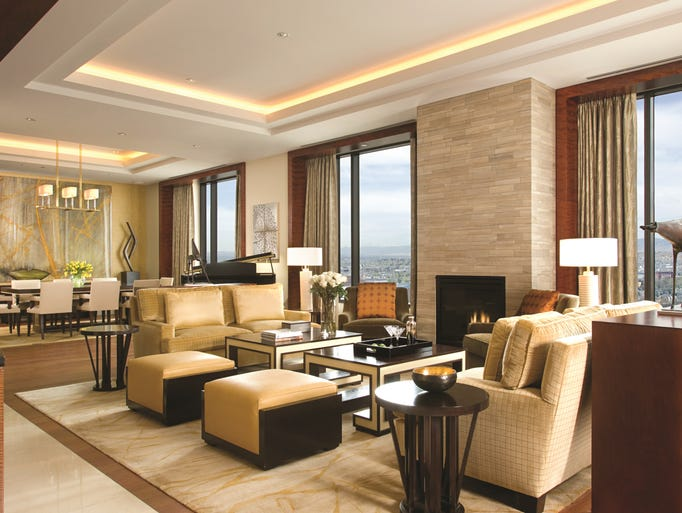 a living room the 48 most expensive hotel rooms in america 10075