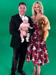 """""""The Real Housewives of Orange County"""" features Meghan King Edmonds and her husband, former baseball star Jim Edmonds."""