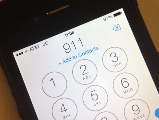 April Fools 911