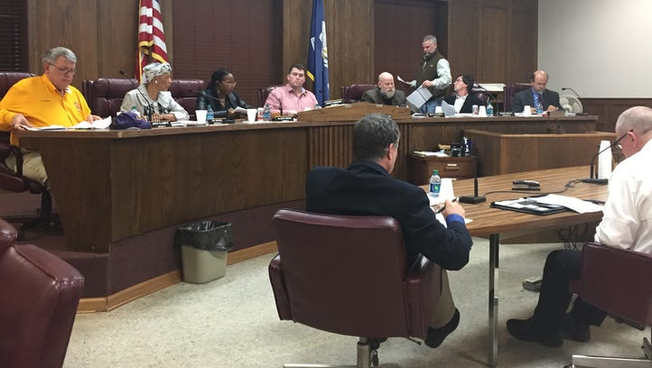 Police jury approves raises to take effect in 2020