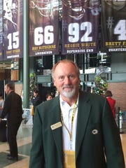 Terry Fulwiler, Green Bay Packers Foundation chairman,