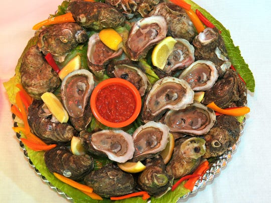 Grant Seafood Festival features oysters on the half
