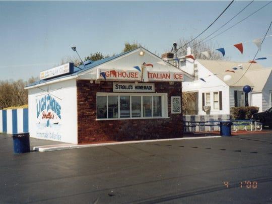 A shot of the original location.
