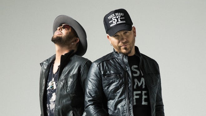 LOCASH is set to take the stage at 8 p.m. Monday at Inn of the Mountain Gods.