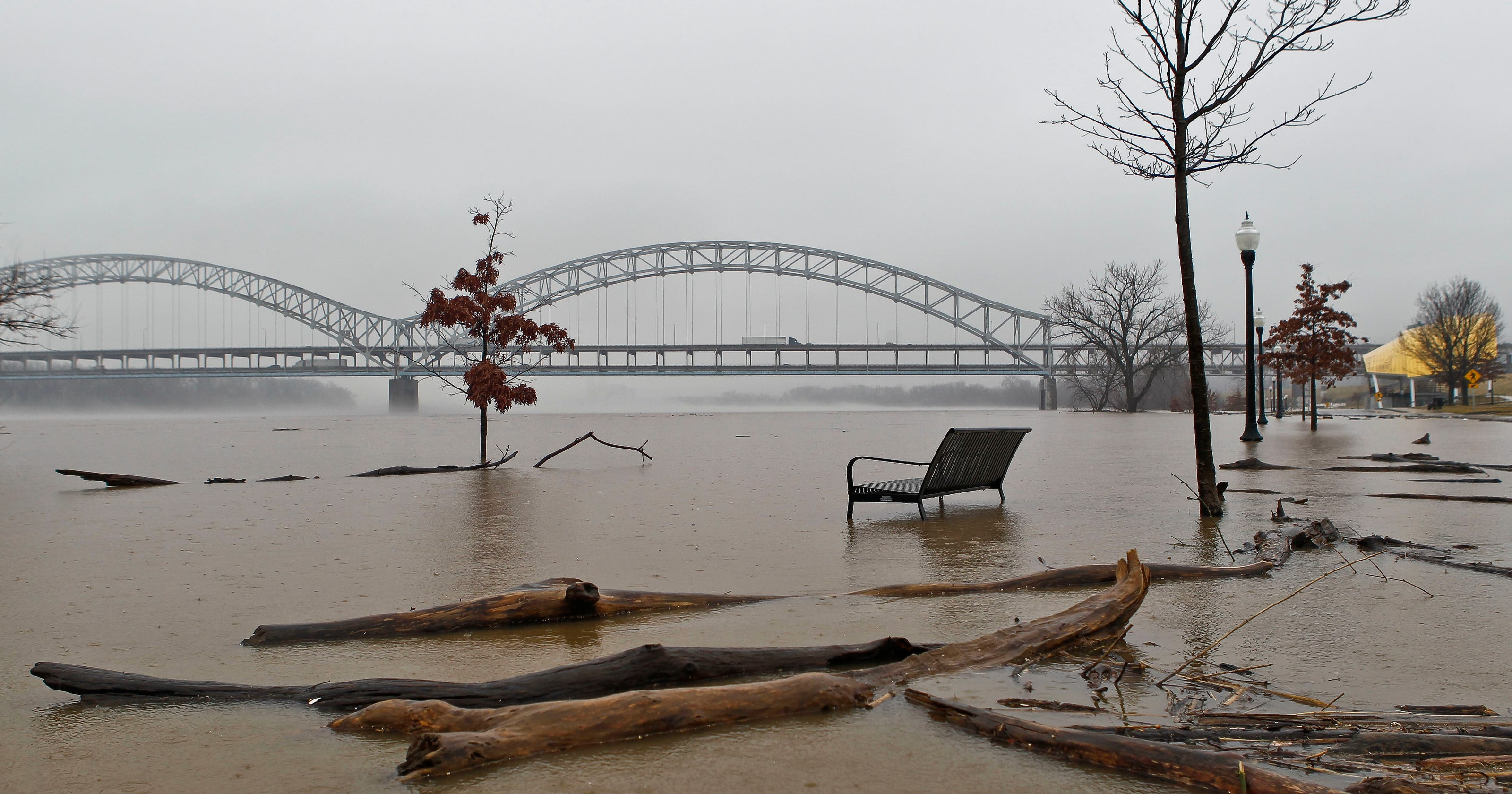 Ohio River tops nation for industrial pollution