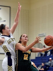 Kate Bauhof is capable of putting up big offensive