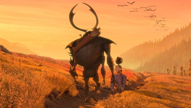 """""""Kubo and the Two Strings"""" will be shown Saturday at Cornell Cinema."""
