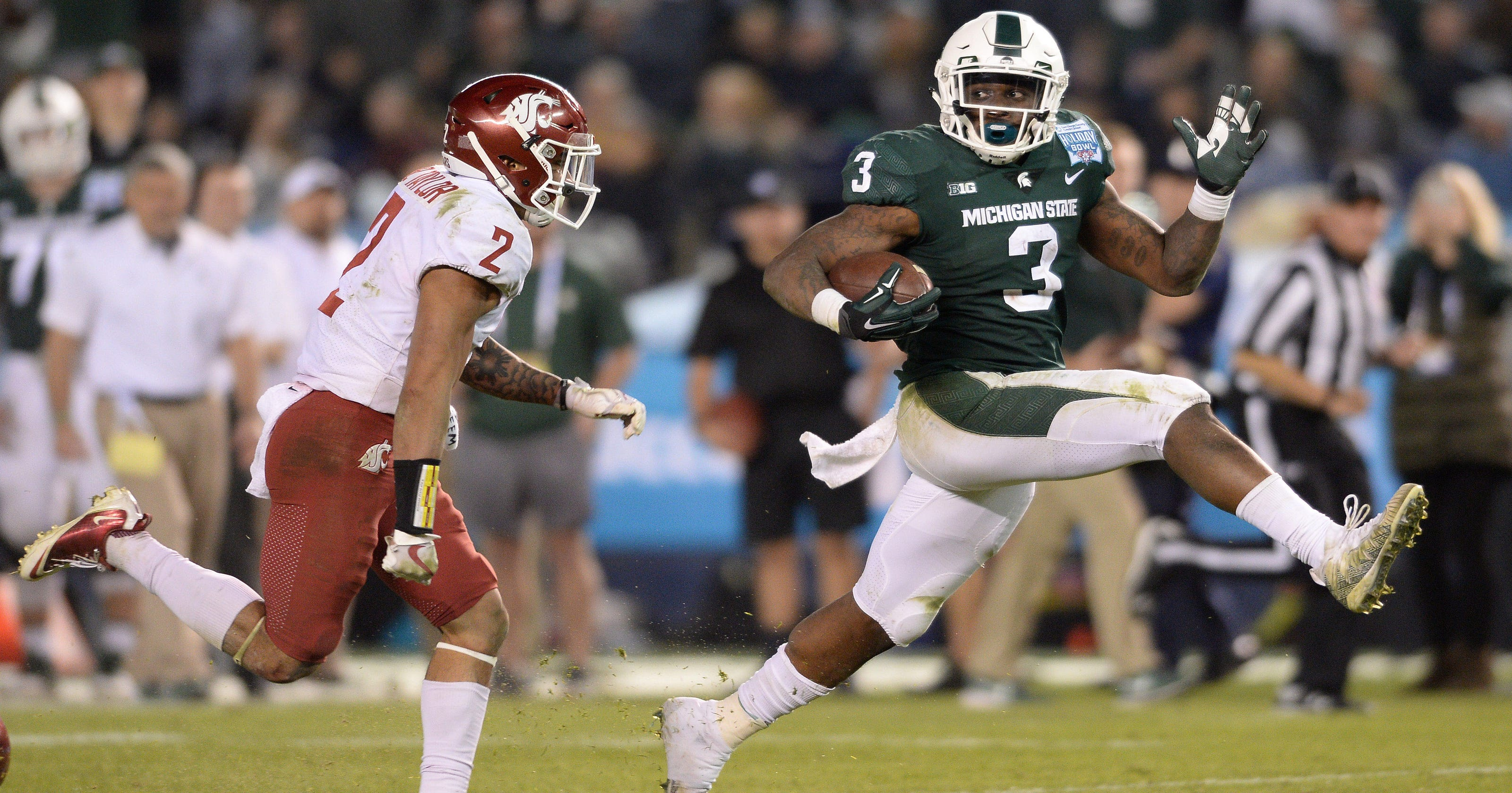 Msu S Big Ten Schedule Strength Rather Manageable Says