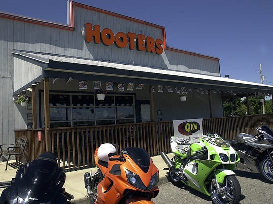 The Hooters restaurant at 172 E. Edgewood Blvd. is expected to close Saturday.