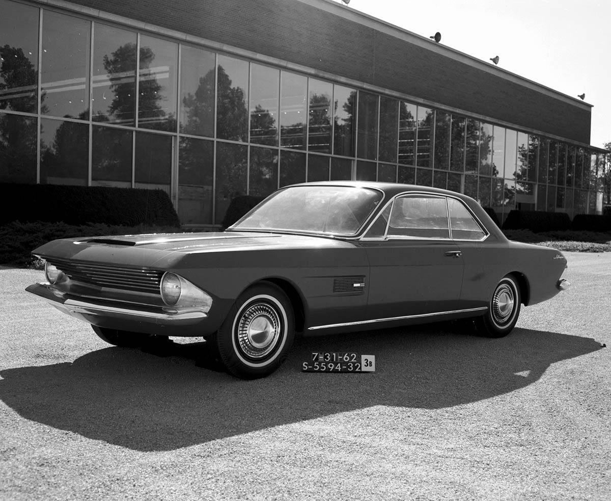 & Failed Ford Mustang designs through the years markmcfarlin.com