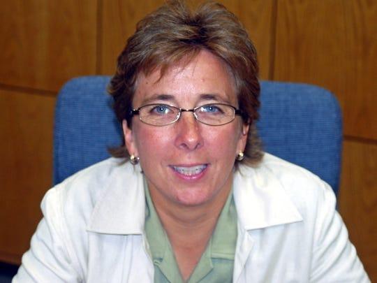 Okemos Public Schools Superintendent Catherine Ash