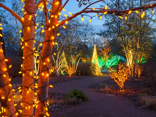 It may not even be December yet, but if you plan to hire someone to hang exterior lights, Angela Vinet says this week is the time to book them.