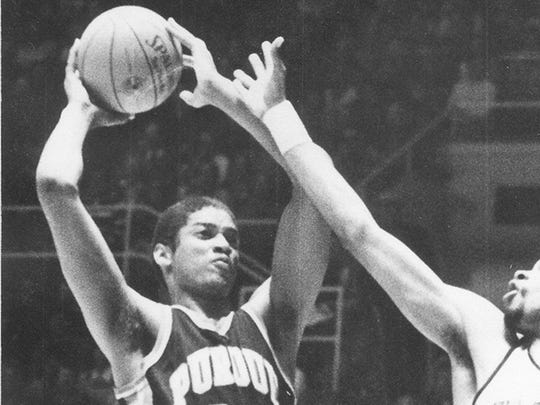 Joe Barry Carroll was too much for St. John's during a 1980 NCAA tournament.