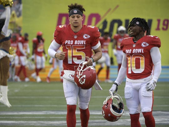 Agent Leigh Steinberg wouldn't sign Chiefs quarterback Patrick Mahomes until he checked his social media accounts for negative posts.