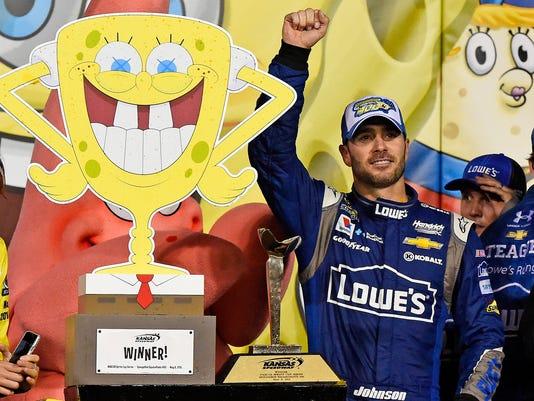 NASCAR: Spongebob Squarepants 400