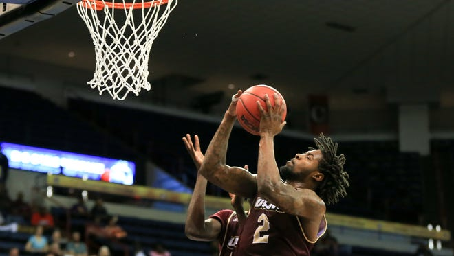 ULM's trip to Furman in the first round of the CIT tournament is the first ever meeting between both programs.