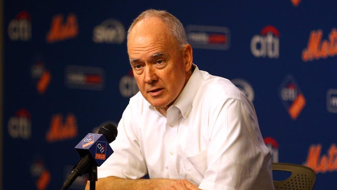 Sandy Alderson became the Mets GM after the 2009 season.