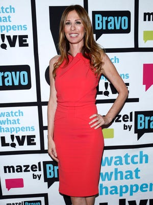 """Carole Radziwill says she has the journalistic tendency to profile her dates. She says, """"I'm not proud of that part of me."""""""