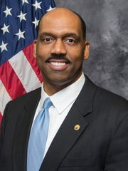 D. Christopher Evans is the special agent in charge of the Drug Enforcement Administration's Louisville Field Division.
